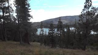 "Desolation Wilderness Part 11 ""Traveling To The Lake Of The Woods"""