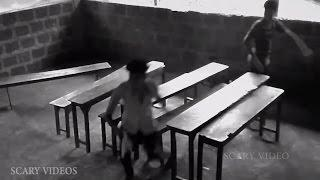 Scary Ghost Face Attacks Man on Camera | Real Scary Videos