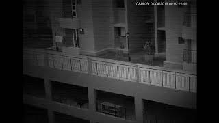 Unidentified Ghost Shadow Caught on Camera, Latest Horror Footage Compilation 2018