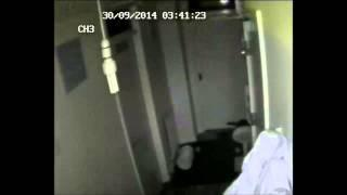 ORB, light Anomalies in Hall Way PT:1 30th Sep 2014