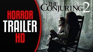The Conjuring 2 - Official Trailer (2016) Horror Movie | Vera Farmiga