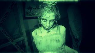 Scary Haunted House Attractions at Fright Fest! | Halloween 2014!