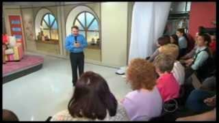 Psychic James Van Praagh fails at cold reading, fake psychic