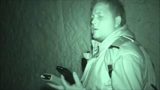 Spirit talking at Drakelow Tunnels using Ovilus 3