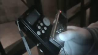 Extremely Scary Ghost Box EVP Caught On Tape   Devil Is Coming   Real Paranormal Activity
