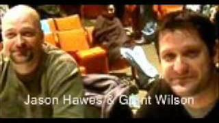 TAPS Ghost Hunters Jason Hawes & Grant Wilson in Massachusetts