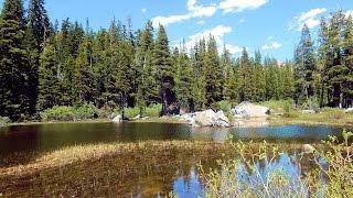 "Five Lakes Granite Chief Wilderness - Part 9 ""Lake #5"""