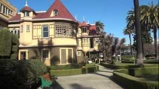 """Winchester Mansion Part 4 """"Lucky 13's and Spiderwebs"""""""