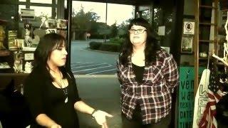 Chill Seekers: Ghost Hunt Episode 14: Hand Pickin Emporium Antique Store..Rocklin, CA, Haunted Couch