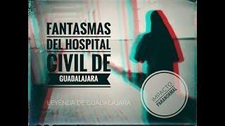 Fantasmas del hospital civil viejo de guadalajar - Fray Antonino Alcalde