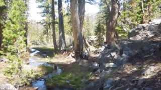 "Lake Margaret California - Part 2 ""Caples Creek With A View"""