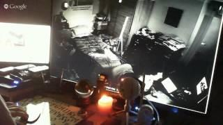 Live Kitchen Even, . Ghost boxes, EVP Recording. Possible Ouija Board Session
