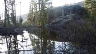 """Lake Margaret California - Part 11 """"Pond At Sunset"""""""