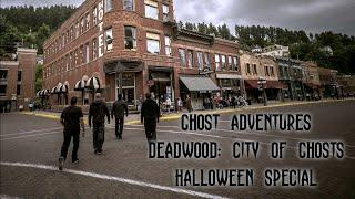 GHOST ADVENTURES: DEADWOOD - HALLOWEEN SPECIAL (my preview)