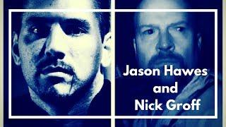 Jason Hawes calls Nick Groff's show Fake: And Why Nick left Ghost Adventures