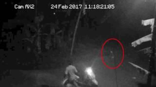 Extremely Scary Creature Caught On Camera | Ghost Or Evil ? Mysterious Activity Detected On CCTV
