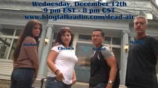 Haunted Encounters Face to Face Cast on Dead Air Paranormal Radio (PKA) 12/12/12