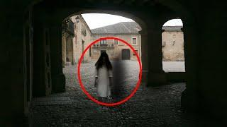 Black Shadow/Ghost Caught On Camera From An Abandoned Palace - Documentary
