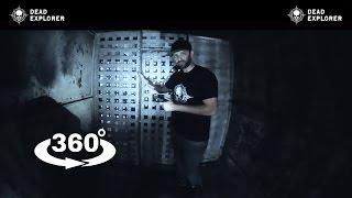 360° Video:  Scary 360° Ghost Hunting Video #2!