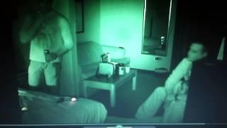 Haunted Hotel Sneak-Peek - Strange Light Anomalies