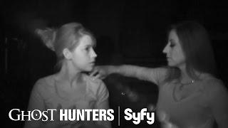 GHOST HUNTERS (Clips) | A Shoulder I Can Lean On | Syfy