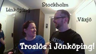 Vlogg - Troslös i Jönköping - LaxTon Spökjägare