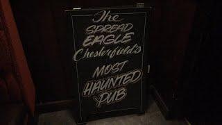 Most HAUNTED Public House In Chesterfield | Live GHOST Hunt