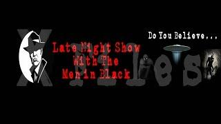 The Late Night Show | With The Men in Black
