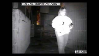 Moving Orb At The Squirrel Cage Jail By Paranormal Research & Investigative Studies Midwest