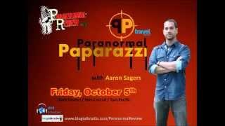 Paranormal Review Radio - Paranormal Paparazzi with Aaron Sagers