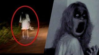 Top 10 Haunting Ghost Sightings Caught On Tape | Scary Videos | Paranormal Activity | Horror Video