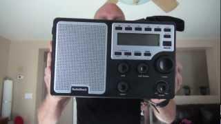 Testing the Radio Shack 12-589, Angel Station Ghost Box and some EVP work