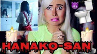 HOW TO SUMMON HANAKO-SAN! | SCARY JAPANESE URBAN LEGEND!