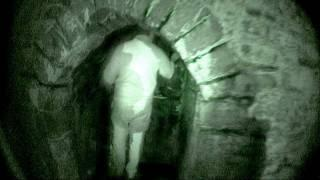 Ghost Hunt 2011. Paranormal Investigation in a Scary, Haunted Castle. Part 5