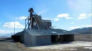 "Luning Artinite & Magnesium Mill and Warehouse - Part 3 ""50 Tons Of History"""