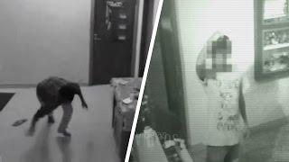 Real Life GHOST ATTACK VIDEOS Caught On Camera | Ghost Attack CCTV Footage | Scary Ghost Videos