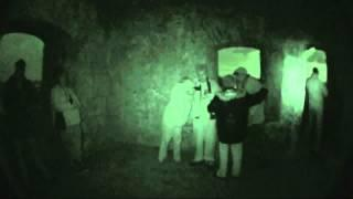 Ghost Hunt 2011  Paranormal Investigation in a Scary, Haunted Castle ( ghost video)