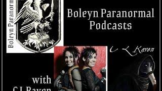 Boleyn Paranormal Podcasts with C L Raven