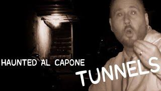 CREEPY SECRET AL CAPONE TUNNELS FREAK OUT OMAR GOSH