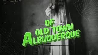 The Ghosts of Old Town Albuquerque (Book Trailer)