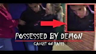 Real DEMON Possession ? | The SCARIEST Footage Caught On Cam | Extreme GHOST Hunting Gone Wrong
