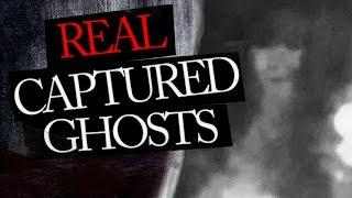 Top 5 Captured Ghosts - Real Ghosts Caught on Tape