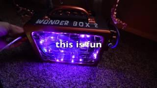 QUICK CLIP! Spirit chimes in on the Wonder Box during a demo. Awesome.