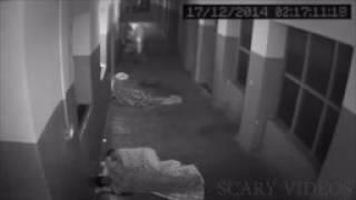 Ghost Coming Out Of mortuary Caught On CCTV Camera   Most Shocking Ghost Sighting   ghost huntin   Y