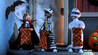 The Chipmunks Other Holiday Songs | Robot Chicken | Adult Swim