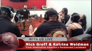 Nick Groff - Dead X Radio Sound Bite