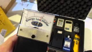 LIPI Equipment Review: Energy Loss Meter