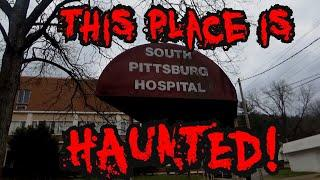 OLD SOUTH PITTSBURG HOSPITAL INVESTIGATION CAUGHT ON TAPE PART ONE: INTERVIEW WITH STACEY