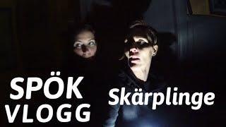 Vlogg - Spökjakt i Skärplinge  - LaxTon Spökjägare
