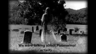 Paranormal happenings - A Haunted recording - Amherst, NS